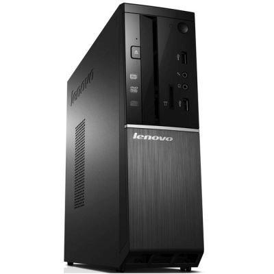 Настольный ПК Lenovo IdeaCentre 510S-08ISH SFF (90FN003DRS) (90FN003DRS)Настольные ПК Lenovo<br>ПК Lenovo IdeaCentre 510S-08ISH SFF i3 6100 (2.41)/4Gb/1Tb/HDG530/CR/Windows 10 Home 64/Eth/65W/черный<br>
