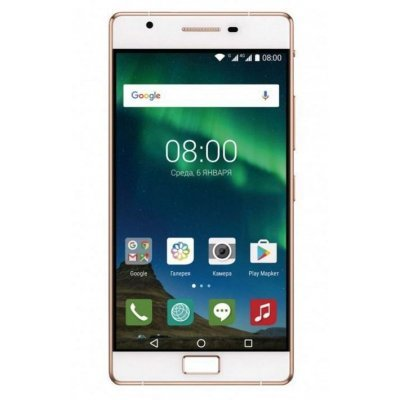 Смартфон Philips Xenium X818 3/32Gb Золотой (867000140392) philips philips xenium e160 black