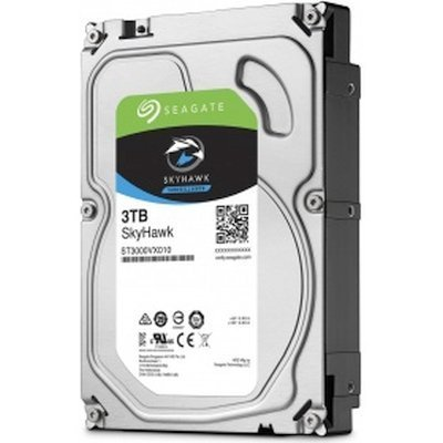 Жесткий диск серверный Seagate ST3000VX010 (ST3000VX010) жесткий диск серверный seagate st2000nm0055 st2000nm0055