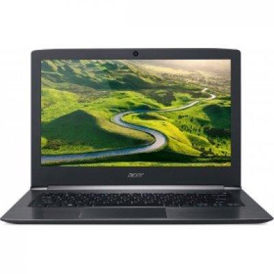 Ультрабук Acer Aspire S5-371 (NX.GCHER.011) (NX.GCHER.011)Ультрабуки Acer<br>13.3 Full HD, Intel Core i5 6200U, 2300 МГц, 4096 Мб, 128 Гб SSD, Intel HD Graphics 520, Wi-Fi, Bluetooth, Cam, Windows 10 Home (64 bit), чёрный<br>