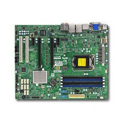 все цены на Материнская плата сервера SuperMicro MBD-X11SAE-F-O (MBD-X11SAE-F-O) онлайн