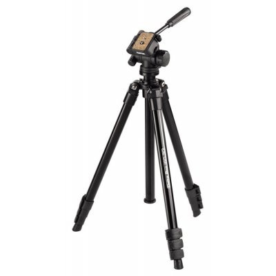 Штатив для фотоаппарата Hama Delta 3D Pro 160 черный (00004402), арт: 252187 -  Штативы для фотоаппаратов Hama