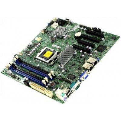 Материнская плата сервера SuperMicro MBD-X9SCM-O (MBD-X9SCM-O)Материнские плата серверов SuperMicro<br>MB Supermicro X9SCM, 1xLGA1155, C204, Xeon E3-1200/Core i3/Pentium, Micro-ATX,  4xDIMM (up to 32GB), 2xPCI-E 2.0 x8, 2xPCI-E 2.0 x4(x8), 4xSATA2 (RAID 0, 1, 5, 10), 2xSATA3 (RAID 0,1), 2xLAN 1Gb, VGA Matrox G200eW, 9xUSB<br>