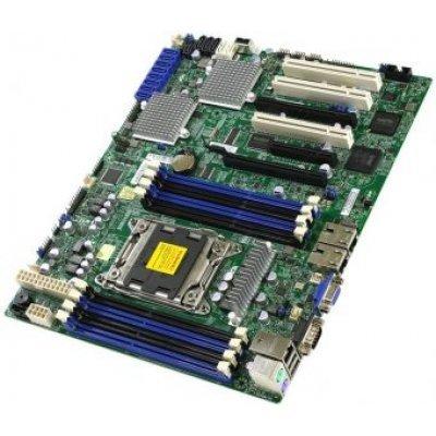 Материнская плата сервера SuperMicro MBD-X9SRH-7F-O (MBD-X9SRH-7F-O)Материнские плата серверов SuperMicro<br>MB Supermicro X9SRH-7F 1xLGA2011, C602J, Xeon E5-2600/E5-1600 up to 135W, ATX 12&amp;amp;#039;&amp;amp;#039;x9.6&amp;amp;#039;&amp;amp;#039;, 8xDIMM (up to 256GB RDIMM/64GB UDIMM), 1xPCI-E 3.0 x16, 1xPCI-E 3.0 x8 (x16), 1xPCI-E 2.0 x4 (x8),3xPCI32,  6xSATA (4xSATA2 + 2xSATA3 RAID 0,1,5,10), SAS LSI 2308 (RAID 0,1,1 ...<br>