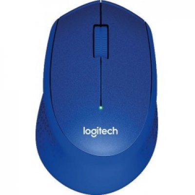 Мышь Logitech M330 SILENT PLUS Blue (910-004910)Мыши Logitech<br>Мышь (910-004910) Logitech Wireless Mouse M330 SILENT PLUS Blue<br>