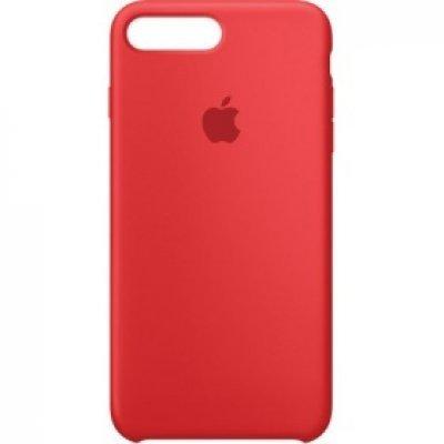 Чехол для смартфона Apple для Apple iPhone 7 Plus MMQV2ZM/A красный (MMQV2ZM/A)Чехлы для смартфонов Apple<br>Чехол (клип-кейс) Apple для Apple iPhone 7 Plus MMQV2ZM/A красный<br>
