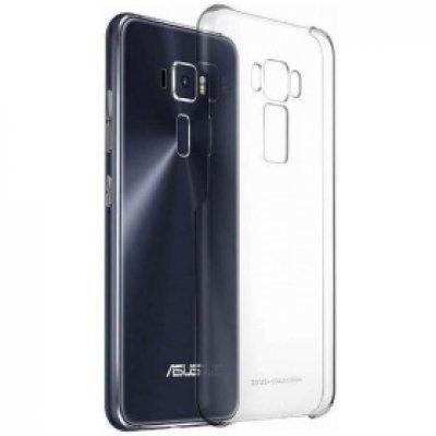 Чехол для смартфона ASUS для ZenFone 3 ZE520KL Clear Case прозрачный (90AC01U0-BCS001) (90AC01U0-BCS001)Чехлы для смартфонов ASUS<br>Чехол (клип-кейс) Asus для Asus ZenFone ZE520KL Clear Case прозрачный (90AC01U0-BCS001)<br>