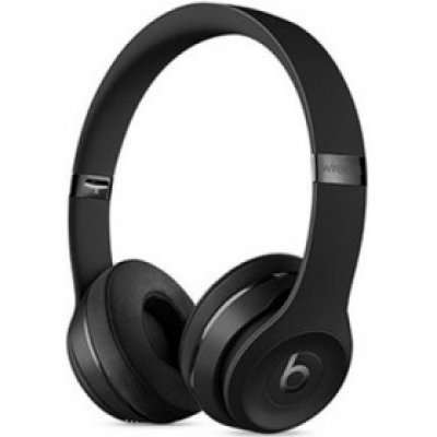 Bluetooth-гарнитура Beats Solo3 Wireless 1.36м черный (MP582ZE/A), арт: 252289 -  Bluetooth-гарнитуры Beats