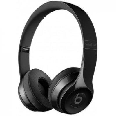 Bluetooth-гарнитура Beats Solo3 1.36м черный глянец (MNEN2ZE/A), арт: 252299 -  Bluetooth-гарнитуры Beats