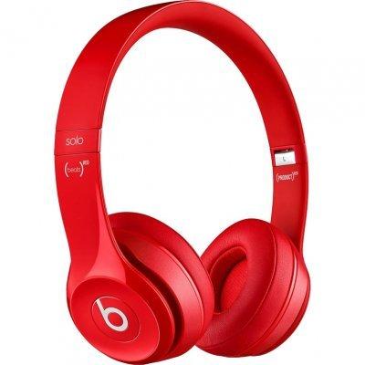 Bluetooth-гарнитура Beats Solo 2 WL SE2 Active Collection красный (MKQ22ZE/A)
