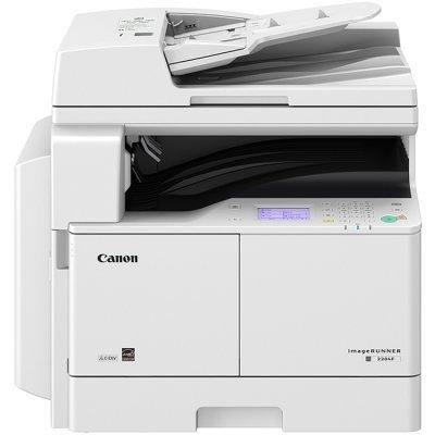 Монохромный лазерный МФУ Canon imageRUNNER 2204F (0913C003) копир canon imagerunner 2204n с крышкой [0913c004]