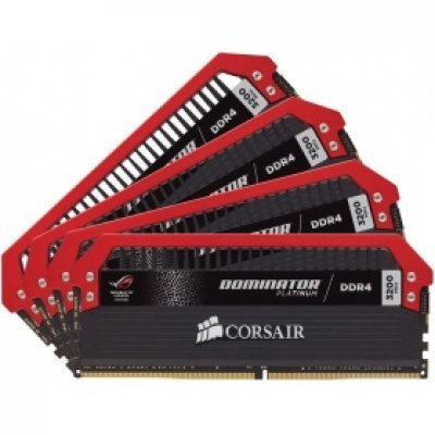 Модуль оперативной памяти ПК Corsair CMD32GX4M4C3200C16 (CMD32GX4M4C3200C16)Модули оперативной памяти ПК Corsair<br>Память DDR4 4x8Gb 2400MHz Corsair CMD32GX4M4C3200C16 RTL PC4-19200 CL16 DIMM 288-pin 1.2В<br>