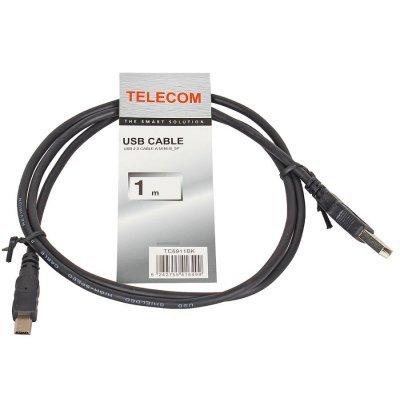 цены  Кабель USB Telecom TC6911BK-1.0M 1м (TC6911BK-1.0M)