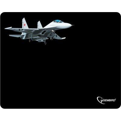 Коврик для мыши Gembird MP-GAME5 самолет-2 (MP-GAME5)Коврики для мыши Gembird<br>Коврик для мыши Gembird MP-GAME5, рисунок- самолет-2, размеры 250*200*3мм<br>
