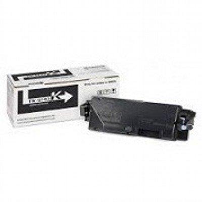 Тонер-картридж для лазерных аппаратов Kyocera 1T02NR0NL0 TK-5140K черный (TK-5140K)Тонер-картриджи для лазерных аппаратов Kyocera<br>Тонер Картридж Kyocera 1T02NR0NL0 TK-5140K черный для Kyocera P6130cdn/M6030cdn/M6530cdn<br>