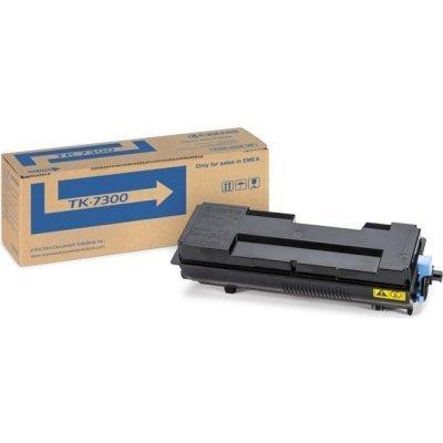 Тонер-картридж для лазерных аппаратов Kyocera TK-7300 черный (TK-7300)Тонер-картриджи для лазерных аппаратов Kyocera<br>Тонер Картридж Kyocera TK-7300 черный для Kyocera Ecosys P4040dn (15000стр.)<br>