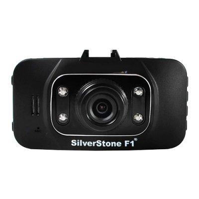 Видеорегистратор Silverstone NTK-8000 F черный (NTK-8000 F) видеорегистратор mystery mdr 840hd 1 5 1920x1080 5mp 120° microsd microsdhc hdmi