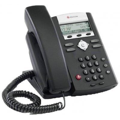 VoIP-телефон Polycom SoundPoint IP 331 (2200-12365-025) (2200-12365-025)VoIP-телефоны Polycom<br>VoIP-телефон<br>протоколы связи: SIP<br>громкая связь (Hands Free)<br>встроенный черно-белый LCD-дисплей<br>порты: WAN, LAN<br>