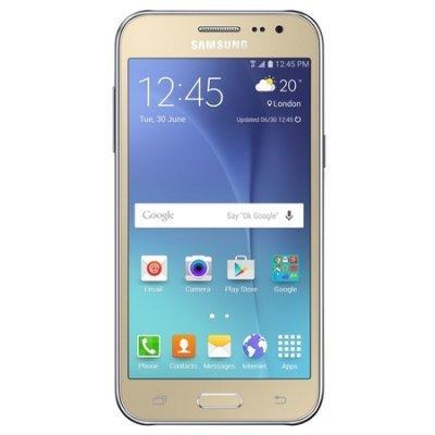 Смартфон Samsung Galaxy J2 Prime SM-G532 золотистый (SM-G532FZDDSER)Смартфоны Samsung<br>Смартфон Samsung Galaxy J2 Prime SM-G532 золотистый моноблок 3G 4G 5.0 Android 5.1 802.11bgn BT GPS<br>