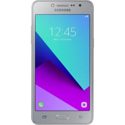 Смартфон Samsung Galaxy J2 Prime SM-G532 серебристый (SM-G532FZSDSER)Смартфоны Samsung<br>Смартфон Samsung Galaxy J2 Prime SM-G532 серебристый моноблок 3G 4G 5.0 Android 5.1 802.11bgn BT GPS<br>