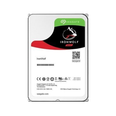 Жесткий диск ПК Seagate ST6000VN0041 (ST6000VN0041)Жесткие  диски ПК Seagate<br>Жесткий диск Seagate Original SATA-III 6Tb ST6000VN0041 Ironwolf (7200rpm) 64Mb 3.5<br>