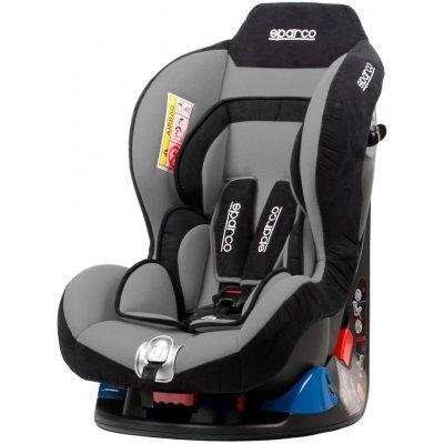 Детское автокресло Sparco F5000K GY от 0 до 18 кг (1/2) серый (F5000K GY)Детские автокресла Sparco<br>Автокресло детское Sparco F5000K GY от 0 до 18 кг (1/2) серый<br>