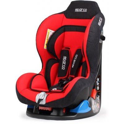 Детское автокресло Sparco F5000K RD от 0 до 18 кг (1/2) красный (F5000K RD), арт: 252518 -  Детские автокресла Sparco