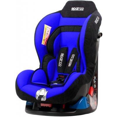 Детское автокресло Sparco F5000K BL от 0 до 18 кг (1/2) синий (F5000K BL), арт: 252519 -  Детские автокресла Sparco