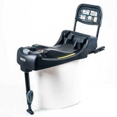 База системы крепления Sparco F300i FIX до 13 кг (0/0+) Isofix черный (F300IFIX), арт: 252521 -  Авто-бустеры детские Sparco
