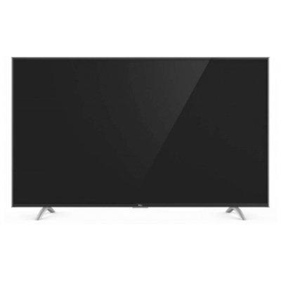ЖК телевизор TCL 50 L50P1US (L50P1US)ЖК телевизоры TCL <br>ЖК, 16:9, 50, 3840x2160, TFT LED, 178 градусов, 280 кд/м, контрастность 4000:1, отклик 8 мс, цвет: черный, дополнительно: USB, WiFi, Smart TV, вес: 12.7 кг (L50P1US)<br>