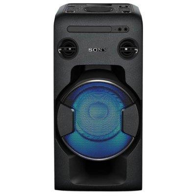 Аудио минисистема Sony MHC-V11 черный (MHCV11.RU1) аудио минисистема sony gtk xb7 черный gtkxb7b ru1