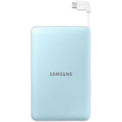 Внешний аккумулятор для портативных устройств Samsung EB-PG850B 8400mAh голубой/белый (EB-PG850BLRGRU), арт: 252542 -  Внешние аккумуляторы для портативных устройств Samsung