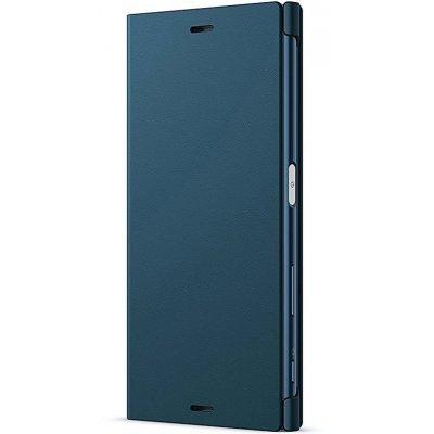 Чехол для смартфона Sony Xperia XZ синий (SCSF10 Blue) чехол вертикальный откидной для sony xperia t3 синий armorjacket