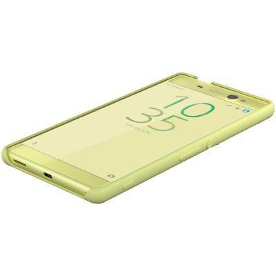 Чехол для смартфона Sony Xperia XA Ultra золотой лайм (SBC34 Lime Gold) чехлы для телефонов rosco металлический бампер для sony xperia xa