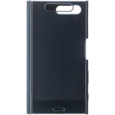 Чехол для смартфона Sony Xperia X Compact черный (SCTF20 Black) аксессуар чехол sony xperia x melkco black 12779