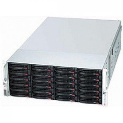 Корпус серверный SuperMicro CSE847E16-R1K28JBOD (CSE-847E16-R1K28JBOD) корпус серверный supermicro cse 815tqc r706wb черный cse 815tqc r706wb