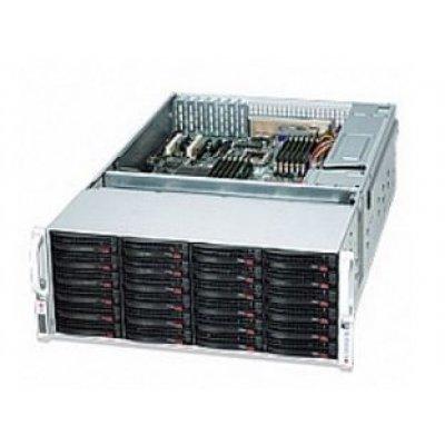 Корпус серверный SuperMicro CSE-847E16-R1K28LPB (CSE-847E16-R1K28LPB)Корпуса серверные SuperMicro<br>Корпус для сервера 4U 1280W EATX CSE-847E16-R1K28LPB SUPERMICRO<br>