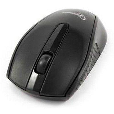 Мышь Gembird MUSW-217 черный (MUSW-217)Мыши Gembird<br>Мышь беспров. Gembird MUSW-217, черн, 2кн.+колесо-кнопка, 2.4ГГц, 1000 dpi<br>