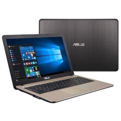 Ноутбук ASUS X540SA-XX478T (90NB0B31-M10860) (90NB0B31-M10860)Ноутбуки ASUS<br>BTS 15.6HD/Intel Celeron N3150/2GB/500GB/Intel HD/noODD/WiFi/BT/Windows 10<br>