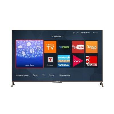 ЖК телевизор Thomson 55 T55D23SFS-01S (T55D23SFS-01S) жк телевизор thomson t19e21dh 01b