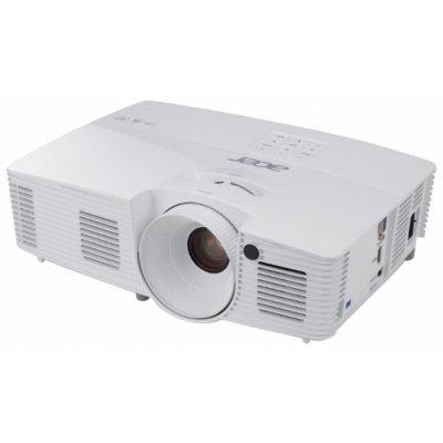 Проектор Acer X127H (MR.JP311.001) acer acer проектор офиса проектор aurora x1226h разрешение xga 4000 лм