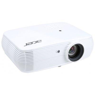 Проектор Acer A1300W (MR.JMZ11.001)Проекторы Acer<br>, DLP 3D, WXGA,3500Lm, 20000/1, HDMI, Rec.709, sRGB, 10W, Bag, 2kg<br>