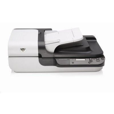 Сканер HP Scanjet Enterprise 5000 s4 (L2755A)  hp scanjet enterprise flow n9120
