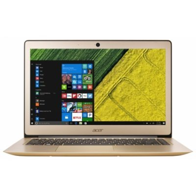 Ультрабук Acer Aspire SF314-51-799P (NX.GKKER.009) (NX.GKKER.009)Ультрабуки Acer<br>Ультрабук Acer Aspire SF314-51-799P Core i7 6500U/8Gb/SSD256Gb/Intel HD Graphics/14/FHD (1920x1080)/Windows 10/gold/WiFi/BT/Cam/4mAh<br>