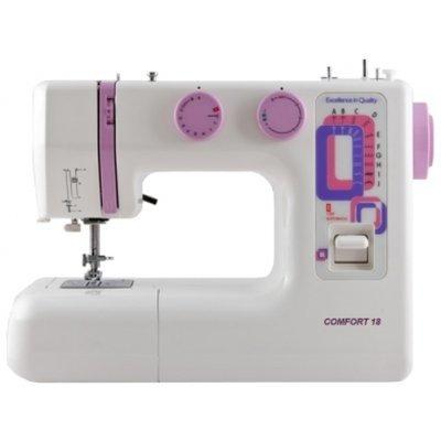 Швейная машина Comfort 18 белый (COMFORT 18) швейные машины comfort швейная машина comfort comfort200a