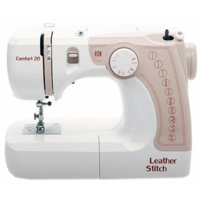 Швейная машина Comfort 20 белый (Comfort 20 белый) швейная машина comfort 250 белый розовый comfort 250