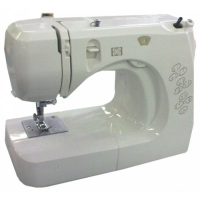 Швейная машина Comfort 12 белый (Comfort 12 белый) швейная машина comfort 250 белый розовый comfort 250