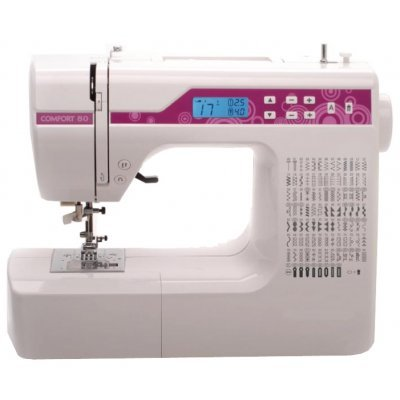 Швейная машина Comfort 80 белый (COMFORT 80) швейные машины comfort швейная машина comfort comfort200a