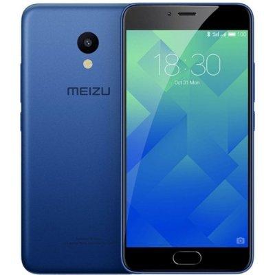 Смартфон Meizu M5 32Gb синий (M611H_32GB_Blue)Смартфоны Meizu<br>Android 6.0 Marshmallow, дисплей 5,2, Mediatek MT6750, аккумулятор 3000 мАч<br>