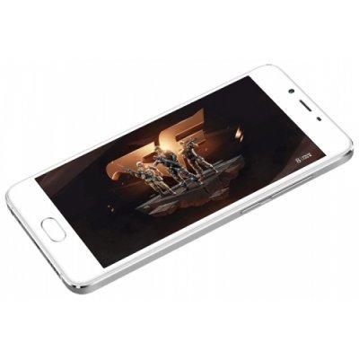 Смартфон Meizu U10 32Gb сереристый/белый (U680H-32-S)Смартфоны Meizu<br>смартфон на платформе Android<br>поддержка двух SIM-карт<br>экран 5, разрешение 1280x720<br>камера 13 МП, автофокус<br>память 32 Гб, слот для карты памяти<br>3G, 4G LTE, Wi-Fi, Bluetooth, GPS, ГЛОНАСС<br>аккумулятор 2760 мА/ч<br>вес 139 г, ШxВxТ 69.60x141.90x7.90 мм<br>
